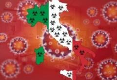 Italia anunță doar 159 de noi cazuri de coronavirus, iar unele dintre ele sunt de la cetățeni veniți din România