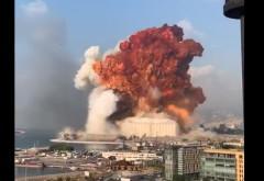 ALERTA - BOMBA in Liban. Numar urias de morti