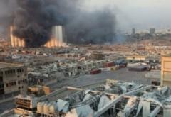 Ambasadorul României în Liban explică situația TRAGICĂ: 'Vedem la lumina zilei dezastrul. Speculaţii sunt multe, e un joc periculos'