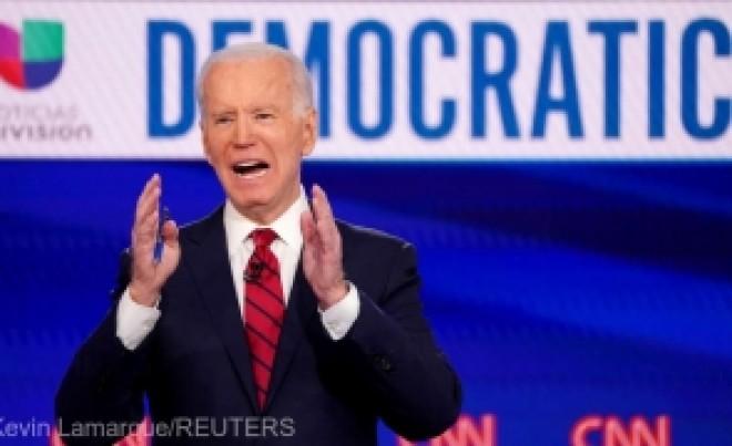 VIDEO - Joe Biden se comportă de parcă știe că n-are șanse la alegerile prezidențiale: a uitat pentru ce funcție candidează
