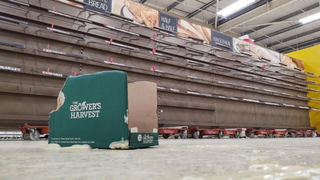 Bloomberg: Mai multe țări fac stocuri de alimente, de teama creșterii prețurilor