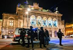 NEWS ALERT  Atac terorist la Viena: Patru civili și un atacator au murit, iar cel puțin 15 persoane au fost rănite. Continuă căutările unui suspect