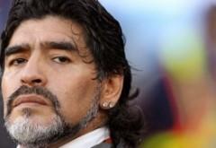 Diego Armando Maradona, internat în stare gravă în spital