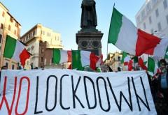 Lockdown-ul împarte Italia în trei culori, în funcție de duritatea restricțiilor. Care sunt regiunile roșii, portocalii și galbene