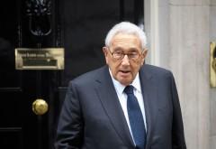 """Avertismentul lui Henry Kissinger: """"Lumea ar putea aluneca spre o catastrofă comparabilă cu Primul Război Mondial"""""""