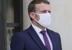 Emmanuel Macron a fost confirmat pozitiv cu Covid-19