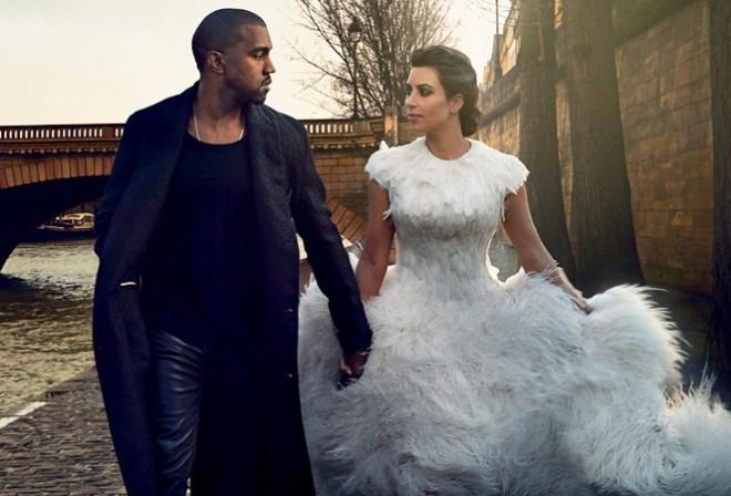 Kim Kardashian si Kanye West DIVORTEAZA dupa 7 ani de casnicie
