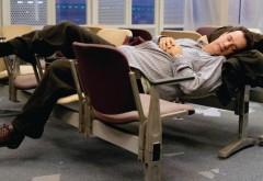 Un bărbat a trăit nedetectat timp de 3 luni într-o zonă securizată a aeroportului