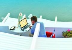 """Grecia caută să-i atragă pe """"nomazii internetului"""""""
