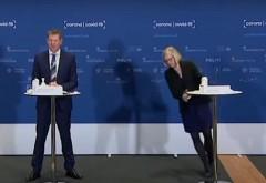 Incident cumplit în Danemarca. Tanja Erichsen, şefa Agenției daneze a medicamentelor, a leşinat şi s-a lovit cu capul de podea