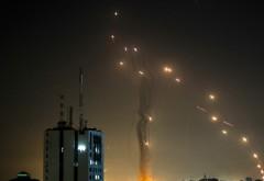Cum a funcționat scutul Iron Dome în momentul în care Hamas lansează o ploaie de rachete asupra Israelului