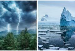 ALERTĂ meteo la nivel global: Ploi musonice în toată lumea din cauza topirii gheţarilor din Antartica!