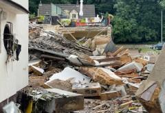 Cel puțin 33 morți și zeci de dispăruți în Germania, din cauza ploilor și inundațiilor violente. Și în Belgia au murit 4 oameni