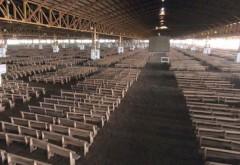 """""""Mega-biserica"""" lungă de un kilometru care poate adăposti 1 milion de oameni. O alta, de 3 ori mai mare, este în construcție"""