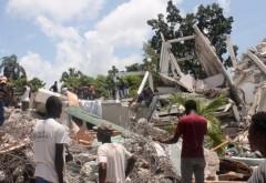 Bilanțul cutremurului din Haiti depășește 700 de morți. Imaginile în urma dezastrului sunt cumplite