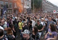 Proteste împotriva restricțiilor sanitare în Olanda, Austria şi Turcia