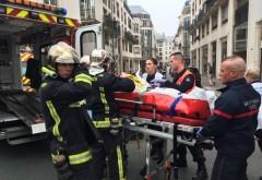 ATAC ARMAT într-o redacţie din Franţa. Cel puţin 12 morţi şi 7 răniţi