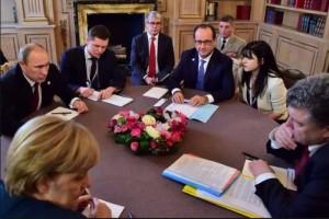 BREAKING NEWS/ Putin anunta ca s-a ajuns la un acord de pace la Minsk