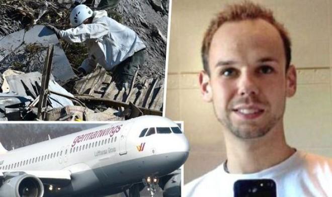 Imagini dramatice cu copilotul ucigaș la manșa avionului VIDEO