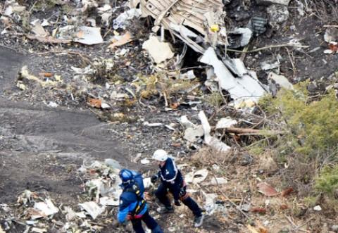 Anchetatorii dezvăluie ce a scos la iveală a doua cutie neagră a avionului prăbușit în Franța