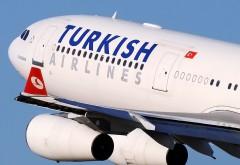 ALERTĂ CU BOMBĂ la bordul unui avion Turkish Airlines