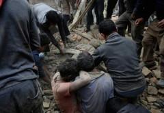 ALERTĂ! Încă un CUTREMUR DEVASTATOR în Nepal