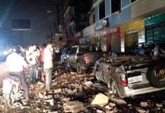 Cutremur cu magnitudinea 7,8 în Ecuador: 77 de morți