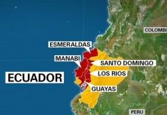 Bilanţul cutremurului din Ecuador a crescut la 238 de morţi