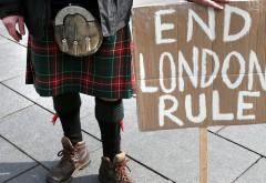 ANUNŢ OFICIAL: Scoţia vrea independenţă pentru a rămâne în UE/ VIDEO