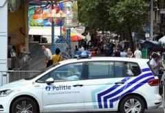 Atac cu BOMBĂ în Bruxelles