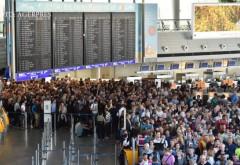 Alerta de securitate pe aeroportul din Frankfurt. Politia a evacuat complet un terminal