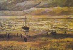 Două tablouri semnate Van Gogh au fost găsite după 14 ani de când au fost furate