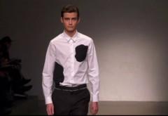 Designerii tineri, ajutati de Giorgio Armani sa isi promoveze creatiile la saptamana modei masculine de la Milano