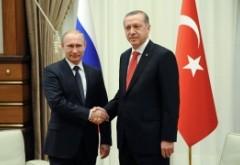 PREMIERĂ Rusia și Turcia au atacat, împreună, Siria