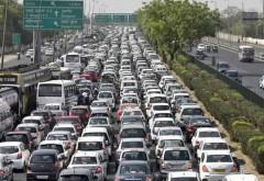 TOPUL oraşelor cu trafic de coşmar. BUCUREŞTIUL ajunge cel mai aglomerat oraş european