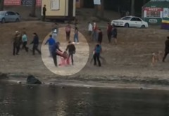 Înregistrare VIDEO șocantă cu momentul în care luptătorul rus Iuri Vlasko este ucis în bătaie