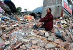 VIDEO - Cutremur de 7 grade în China: cel mai înalt GRAD de ALERTĂ/UPDATE: Peste 100 de morți