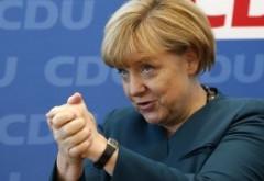 Rezultate FINALE în Germania - Victorie NETĂ pentru Angela Merkel