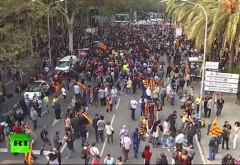BREAKING NEWS/ Parlamentul catalan a declarat independenţă faţă de Spania