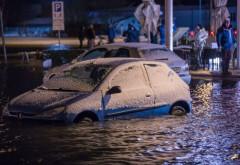 Rinul provoacă inundaţii masive în Germania