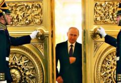 Vladimir Putin a câştigat alegerile prezidenţiale din Rusia, cu peste 76% dintre voturi