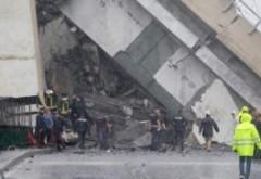 DEZASTRU în Italia: Au fost găsite 22 cadavre, după prăbușirea unui viaduct! Căutările sunt în plin proces - VIDEO 18+
