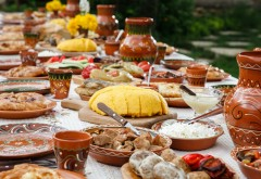 Primele puncte gastronomice locale din România, pe modelul celor din Grecia și Italia