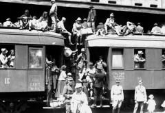 Fiță în 1918, praf în 2018. Calea ferată, liantul care a modernizat România după Marea Unire, e la pământ după 100 de ani și are nevoie de investiții. Trenurile circulă la viteze din anii 1870  Citeşte întreaga ştire: Fiță în 1918, praf în 2018. Calea fer