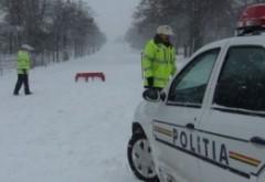 Mobilizare generală: Peste 11.000 de pompieri, poliţişti şi jandarmi sunt pregătiţi să intervină în contextul atenţionării de ninsori şi viscol
