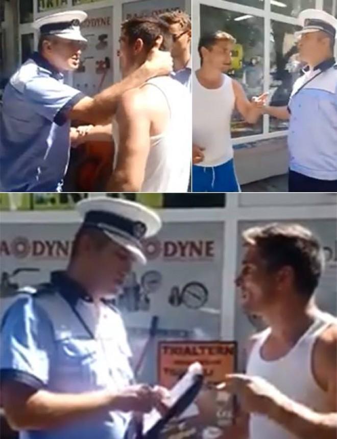 """Un bărbat din Iași i-a spus polițistului: """"Îți dau somn, ai cuvântul meu!"""" Apoi, fratele său a făcut o mare greșeală. Ce a urmat e incredibil"""