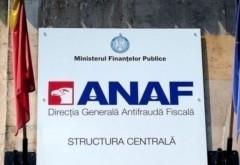 ANAF a blocat conturile unei firme pentru o datorie de un leu
