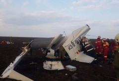 Incident aviatic grav în România. Un avion s-a prabusit la Tuzla. Sunt două victime încarcerate