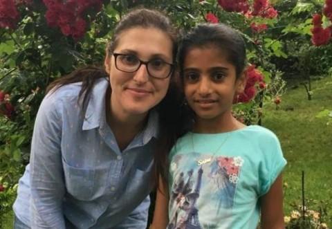 Procurorul General a cerut oficial ca fetița de la Baia de Aramă să nu fie lăsată să plece din România