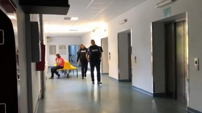 Alertă MAXIMĂ - Bărbat înarmat într-un spital din România